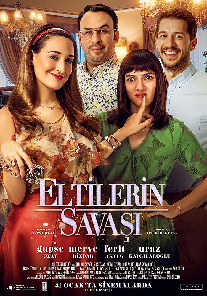 ELTİLERİN SAVAŞI (6+)