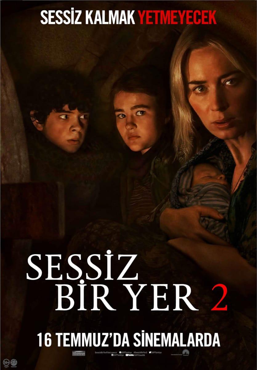 SESSİZ BİR YER 2 (16+)